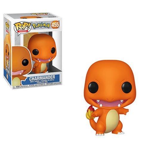 FunkoPop! Pokémon – Charmander