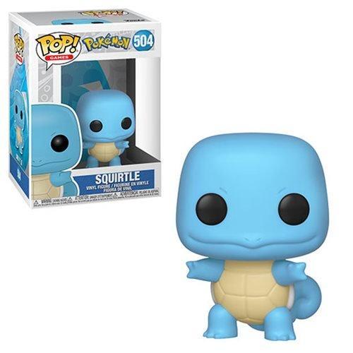 FunkoPop! Pokémon – Squirtle
