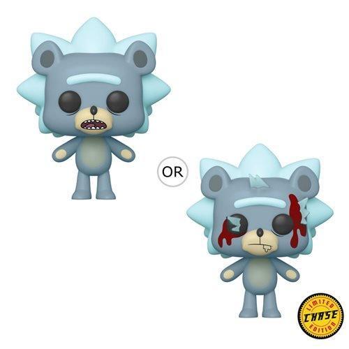 Funko Pop Animation: Rick and Morty - Rick Teddy