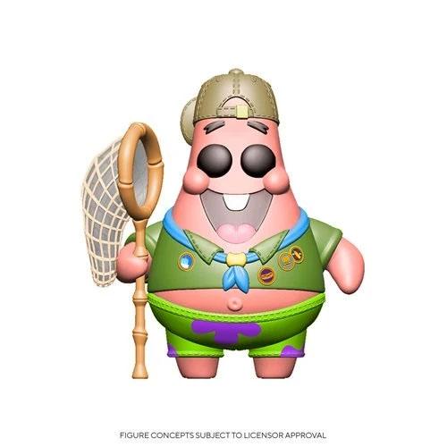 Funko Pop Animation: Bob Esponja la película - Patricio