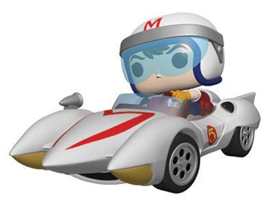 Funko Pop Ride: Speed Racer - Meteoro con Match 5
